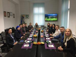 Студијска посета Федерацији Босне и Херцеговине