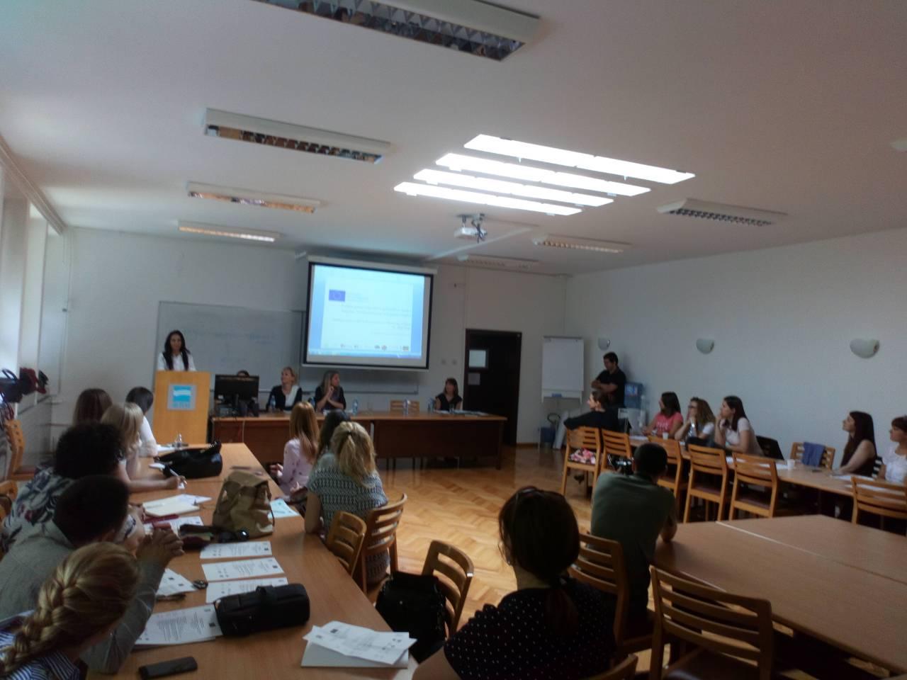"""Међународна конференција """"Побољшање заштите и добробити деце у Европи : Унапређење програма студија"""""""