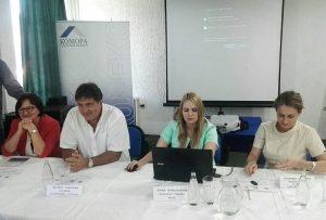 """Представљање Етичког кодекса на """"Данима социјалне заштите"""" у организацији Новог синдиката социјалне заштите"""